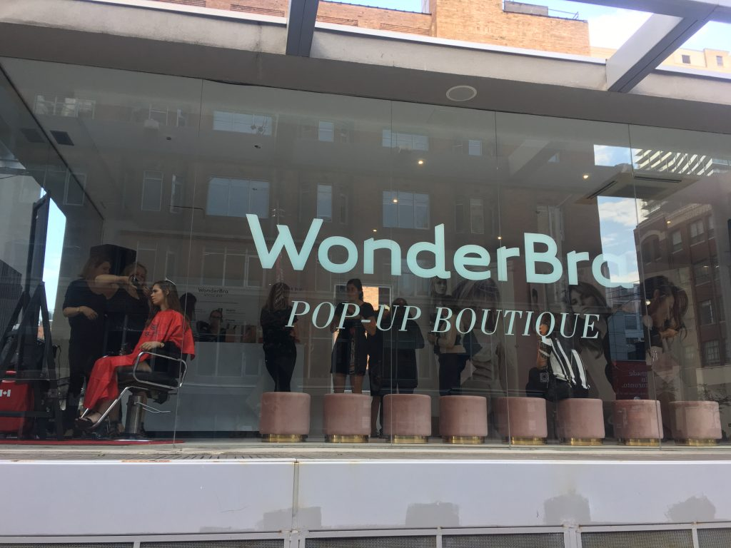 My Adventures At A Pop-Up Bra Boutique - Find Your Pleasure